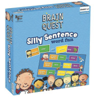 Brain Quest: Silly Sentence Game