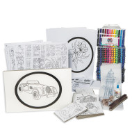Coloring Project Easy Pack