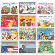 Holiday Readers Variety Book Pack (set of 12)