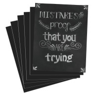 Pacon® Chalkboard Poster Board (case of 25)