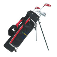 Jr. Golf Club Set with Bag, Ages 5 to 9