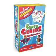 Super Genius Matching Game, Multiplication 1