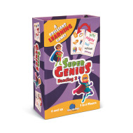 Super Genius Matching Game, Reading 2