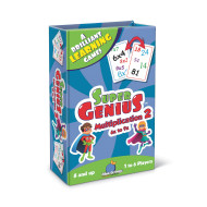 Super Genius Matching Game, Multiplication 2