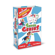Super Genius Matching Game, Alphabet