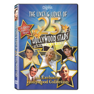 Lives and Loves of 25 Hollywood Stars DVD Set ( of 6)