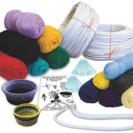 Weaving Baskets Craft Kit (makes 30)