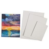 Watercolor Paper Panels (pack of 12)