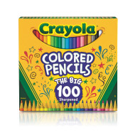 Crayola® Colored Pencils (box of 100)