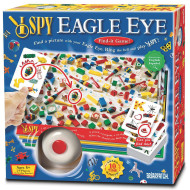 I SPY EAGLE EYE BOARD GAME