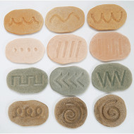 Feels Write Pre-Writing Stones (set of 12)