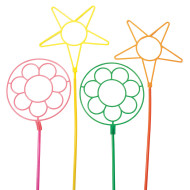 Giant Neon Bubble Wands (pack of 12)