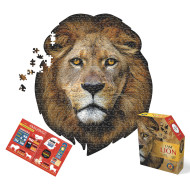 I Am Lion Jigsaw Puzzle
