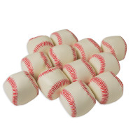 Foam Filled Baseballs (pack of 12)