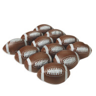 Foam Filled Footballs (pack of 12)