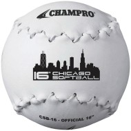 "Champro® Chicago 16"" Softball"