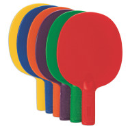 Spectrum™ Table Tennis Paddle Set  (set of 6)