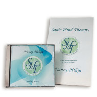 Sonic Hand Therapy Program CD and Booklet