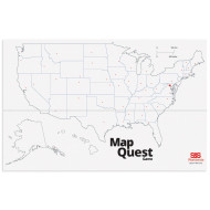 Map Quest Game