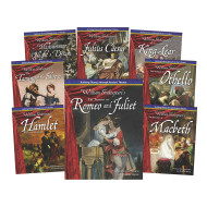 Shakespeare Theater Scripts (set of 8)