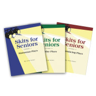 Skits for Seniors Books