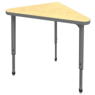 APEX SERIES TRIANGLE STUDENT DESK
