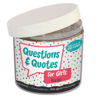 Questions & Quotes for Girls In a Jar®