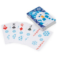 Snowman Playing Cards (pack of 12)