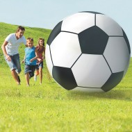 Giant 6' Inflatable Soccer Ball