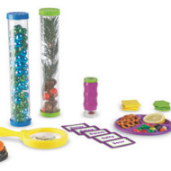 Five Senses Activity Set