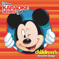 Disney© Karaoke CD+G: Children