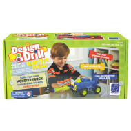 Design & Drill® Power Play Vehicle™ Monster Truck