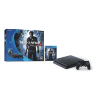 PlayStation® 4 Slim 500GB Uncharted 4