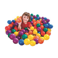 "Large Ball Pit Balls, 3-1/8"" (pack of 100)"