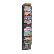 Onyx 10-Pocket Magazine Rack