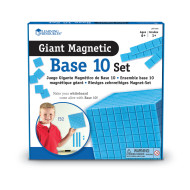 Giant Magnetic Base Ten Set (set of 131)