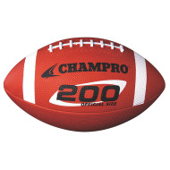 Champro® Rubber Football Official Size
