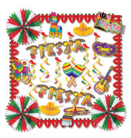 Fiesta Decorating Kit