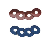 Washer Toss Replacement Steel Washers (set of 8)