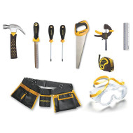STANLEY JR 10 PIECE TOOL SET