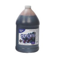 Sugar-Free Grape Sno-Kone® Syrup Gallon Case (case of 4)