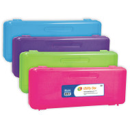 Ruler Length Pencil Storage Box (pack of 12)