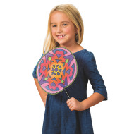 Color-Me™ Silky Fan (makes 12)