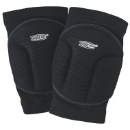 Tachikara Volleyball Bubble Kneepads, Black (pair)