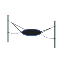 NetPlay Bird's Nest Cradle Swing