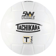 Tachikara 5W Prime™ Volleyball, White