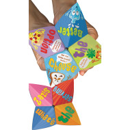Healthy Habits Cootie Catchers (pack of 30)