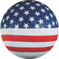 "Franklin® 8-1/2"" Patriotic Playground Ball"