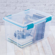 54 QT STORAGE CONTAINER WITH GASKET