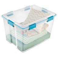 80 QT STORAGE CONTAINER WITH GASKET